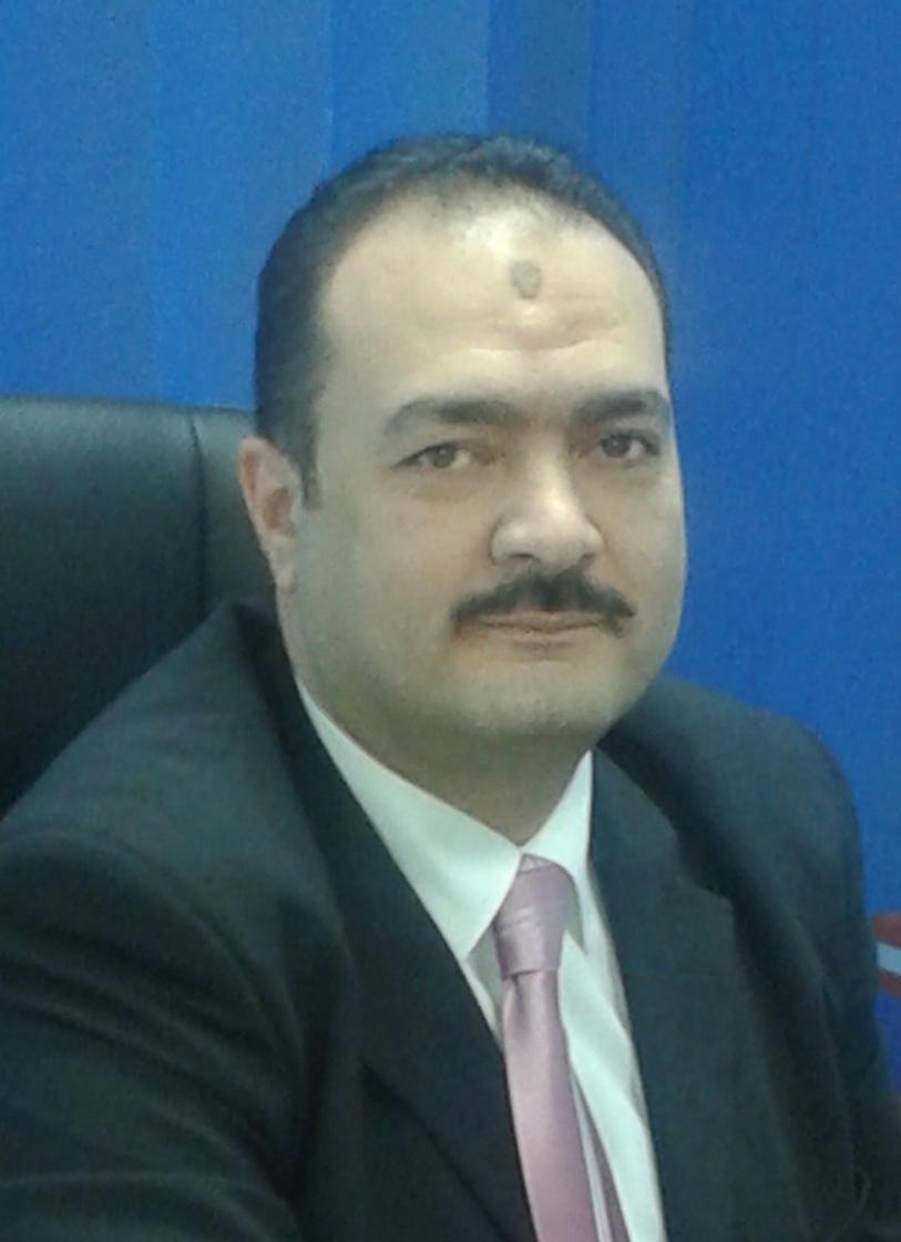 الأستاذ خالد عواد  موسى
